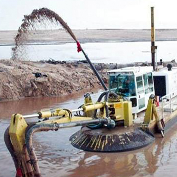 Reach Group Dredging